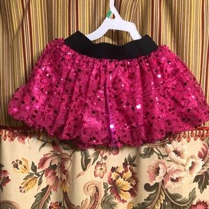 Cute Dance Skirt for a Little One